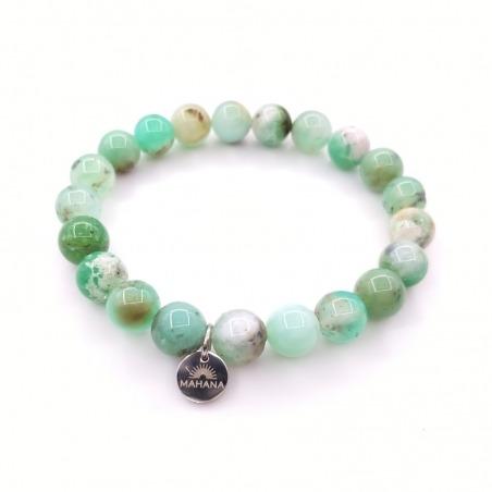 Bracelet Jade Australienne 8mm