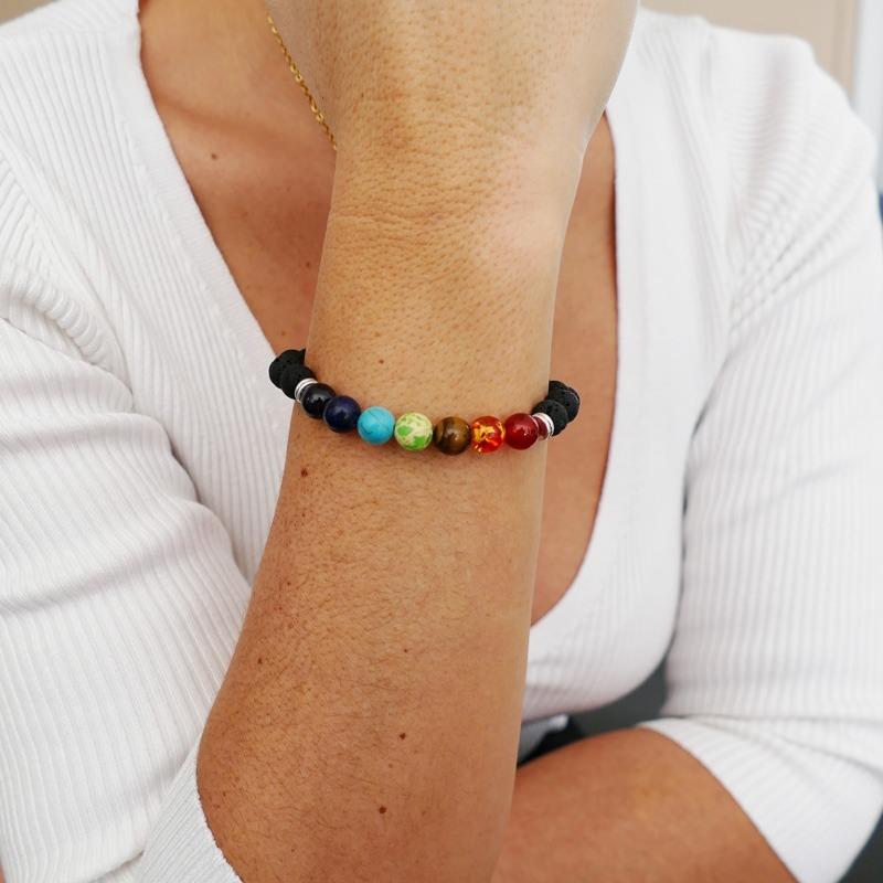 Bracelet 7 Chakras