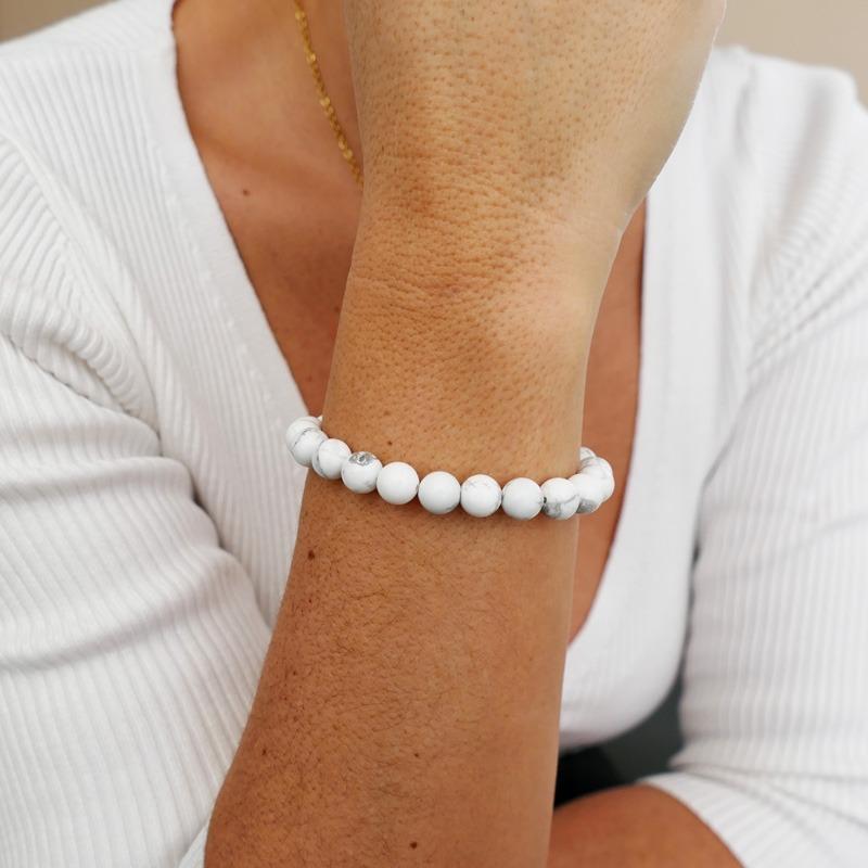 Bracelet Howlite