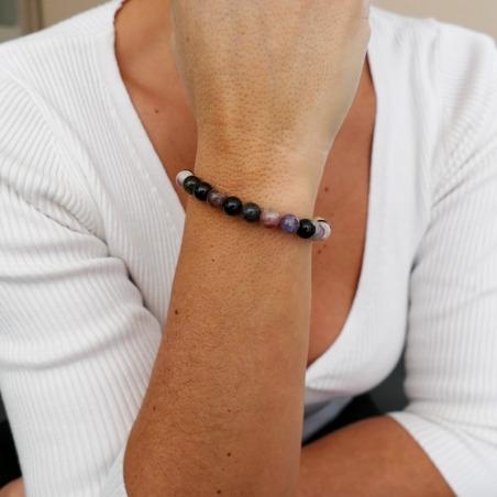 Bracelet Tourmaline 8mm