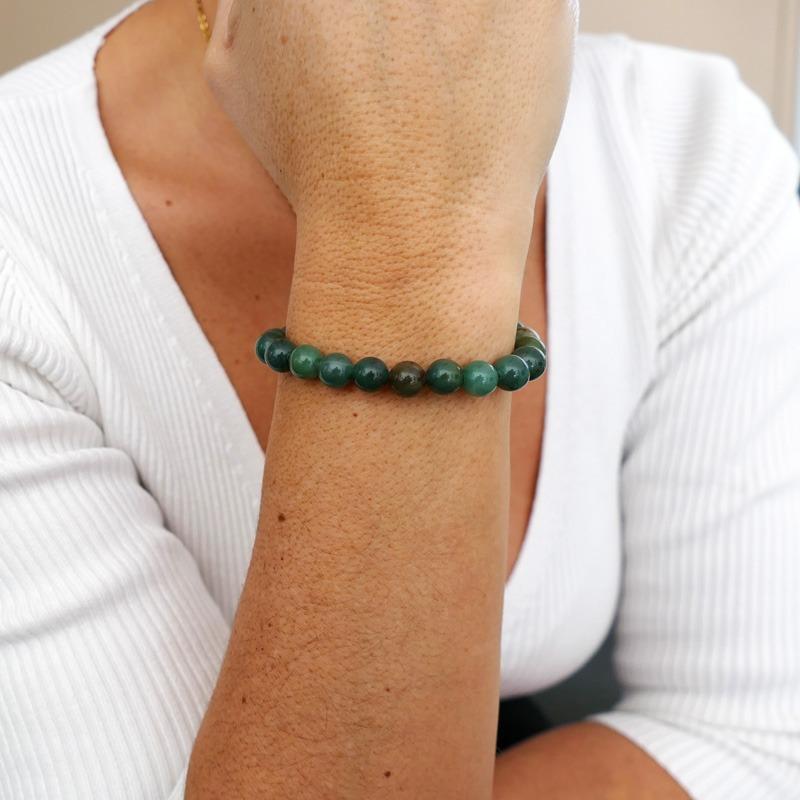 Bracelet Jade Africain