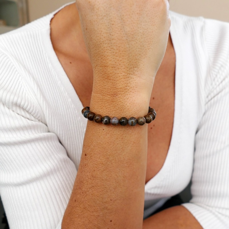 Bracelet Pietersite 8mm