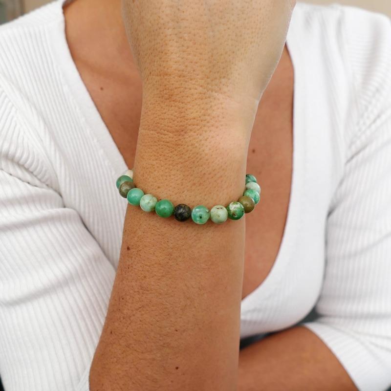 Bracelet Jade Australienne