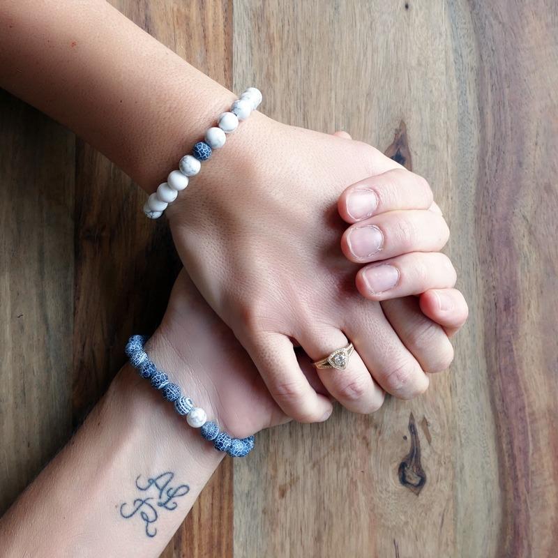 Bracelet Duo Loyauté & Sentiment