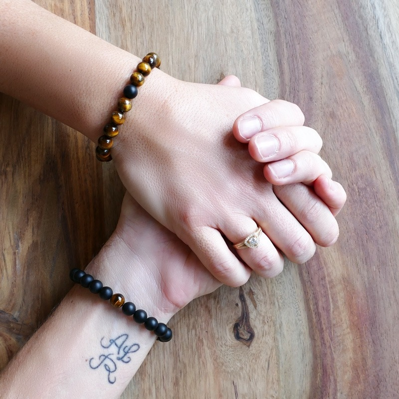 Bracelet Duo Protection &...