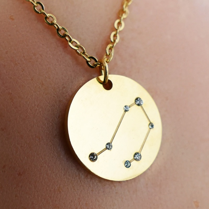 Collier Signe Astrologique...