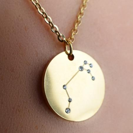 Collier Signe Astrologique Balance