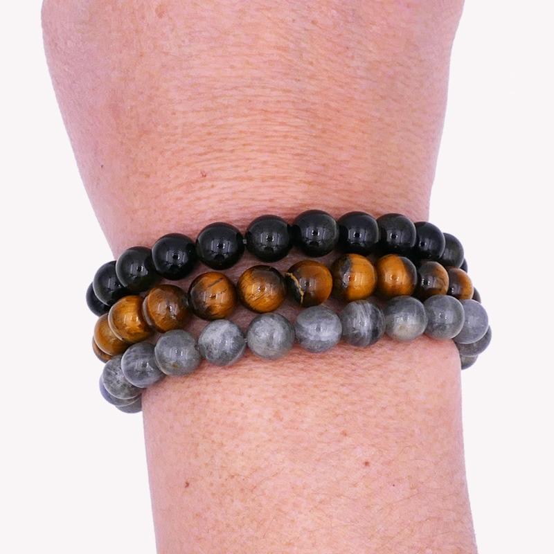 Bracelet triple Protection