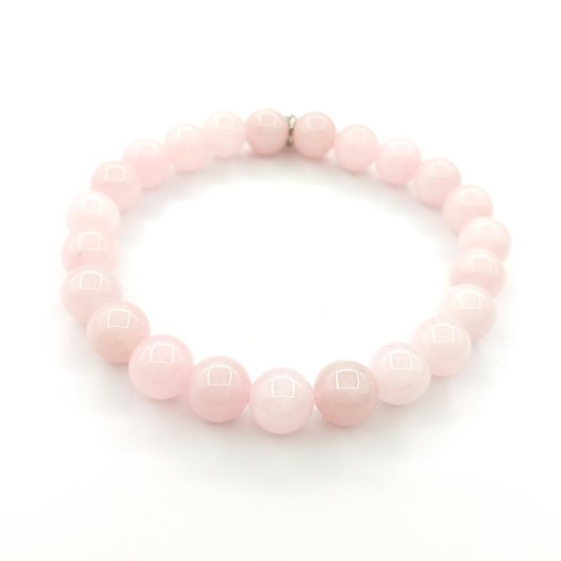 bracelet quartz rose