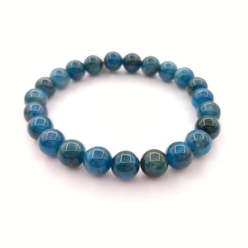 copy of Bracelet Apatite Bleue