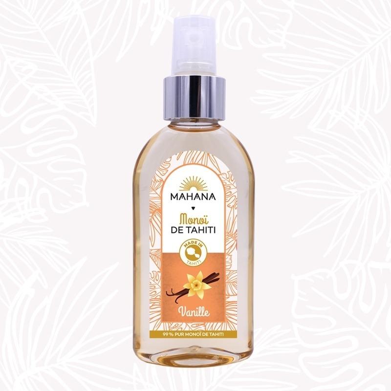 Vanilla Monoï de Tahiti Oil
