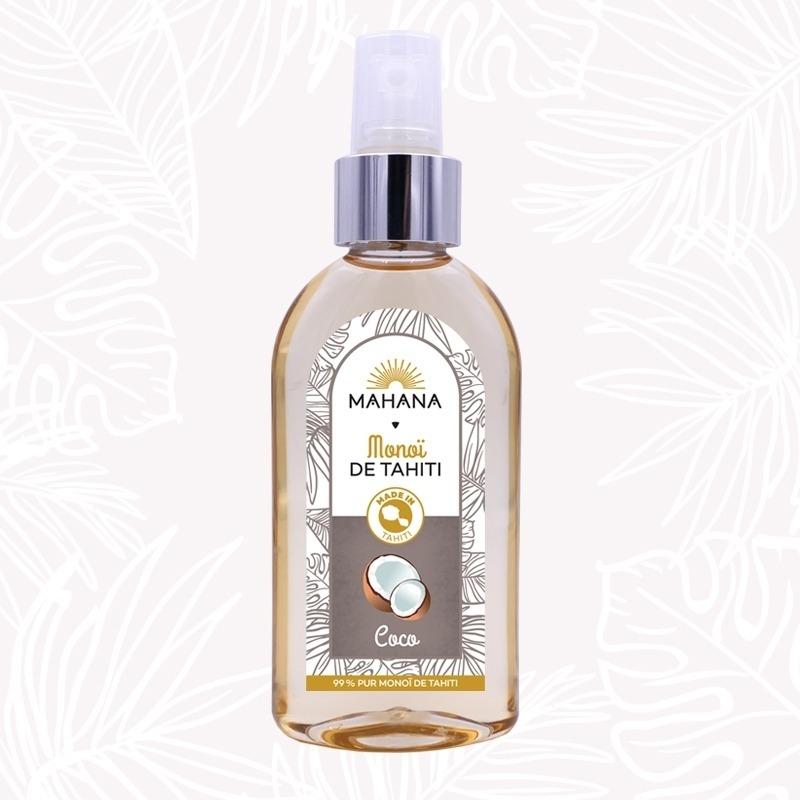 Coconut Monoï de Tahiti oil