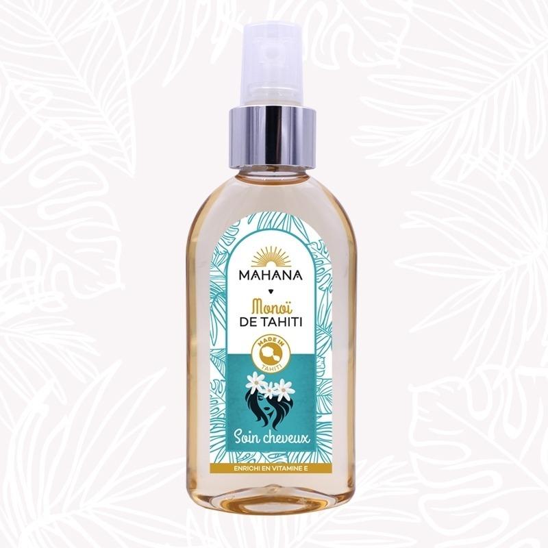 Haircare Monoï de Tahiti Oil