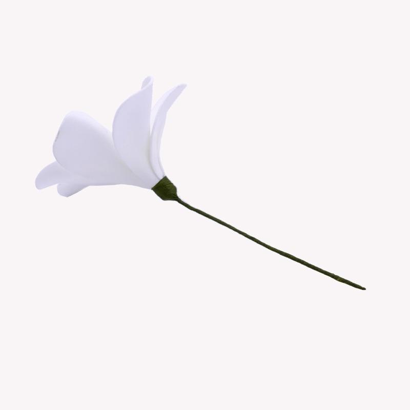 Fleur Cheveux Tiaré Blanche