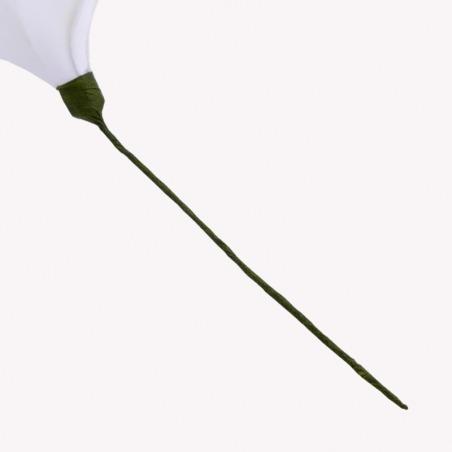 Fleur cheveux tige