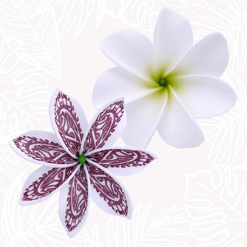 Duo Fleur de Tiare