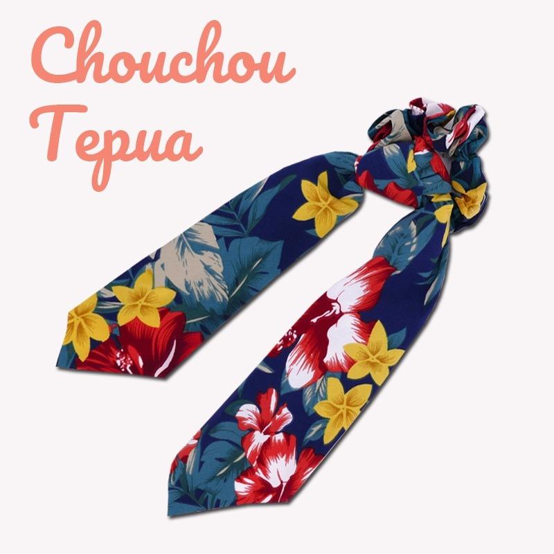 chouchou foulard tepua