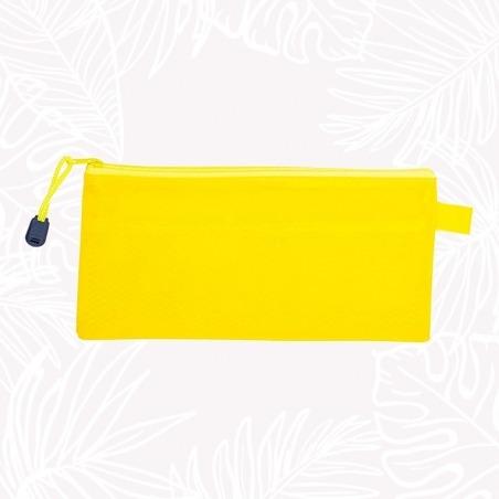 trousse jaune
