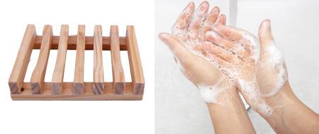 Savon pour se laver les mains